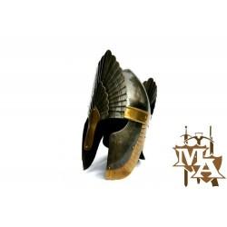 King Elendil Helmet The Lord of the Rings