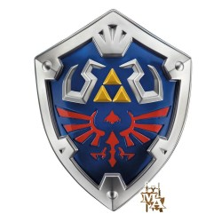 Legend of Zelda Skyward Sword Plastic Replica Link´s Hylian Shield 48 cm