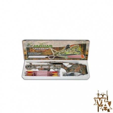 175lb Camo Standard Crossbow Set