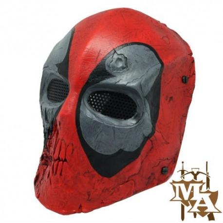 Deadpool Fiberglass Mask Marvel Wade Wilson New Mutants X-Force