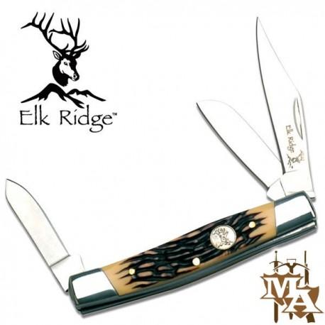 Elk Ridge Bone Handle Gentleman's Everyday Knife