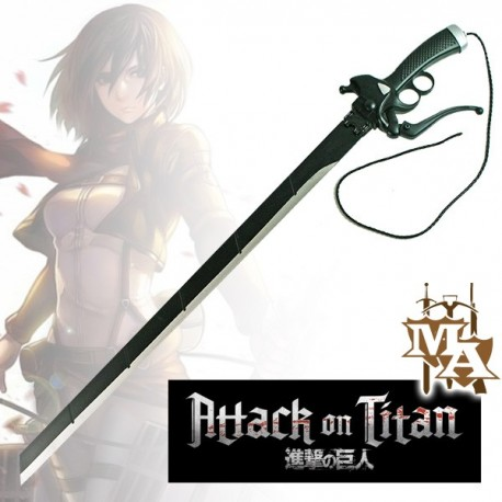 Attack on Titan - Levi Ackerman Style Sword