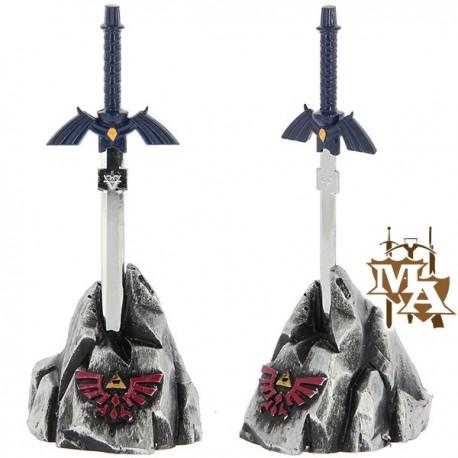 Zelda Hylian Master Sword Link Letter Opener Sword Table Top Set