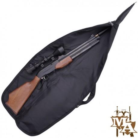 Gunbag, Black With Padded Liner