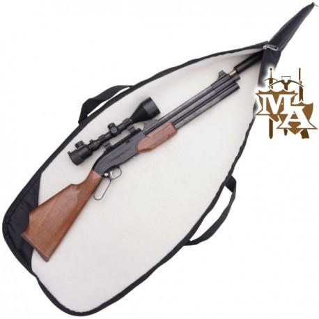 Gunbag, Black With Fleece Padded Liner