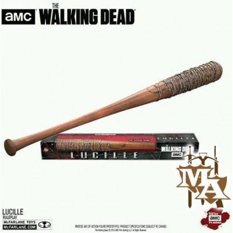 "The Walking Dead Negan's Lucille Bat 32"" Prop Replica (PVC Rotocast) McFarlane"