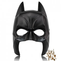 Batman Scowl / Full Face Mask Dark Knight