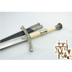 Game of Thrones Ice of Eddard Stark Style Sword with Scabbard / Sheath