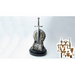 Game of Thrones Iron Throne & Letter Opener