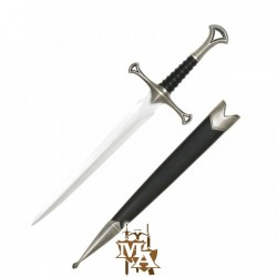Lord of The Rings 'Anduril' Dagger Mini Sword (Wedding Cake Knife)
