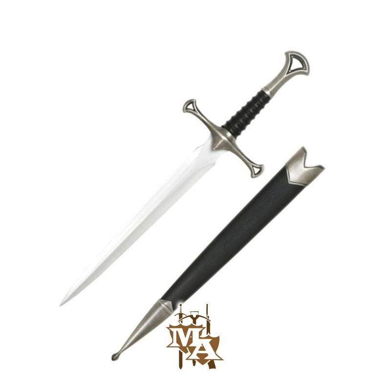 Lord Of The Rings Anduril Dagger Mini Sword Wedding Cake Knife Master Of Arms Ltd