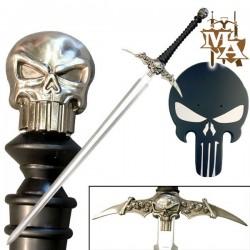 Defender Of The Dark Punisher Sword