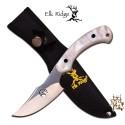 Elk Ridge Fixed Blade Knife 8 Inch Overall TA-28WP