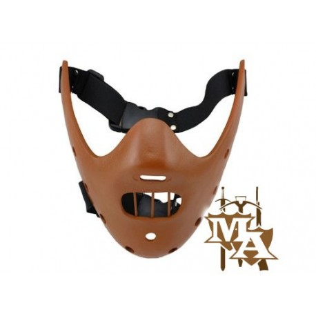 Silence of the Lambs Movie Hannibal Lecter Resin Mask