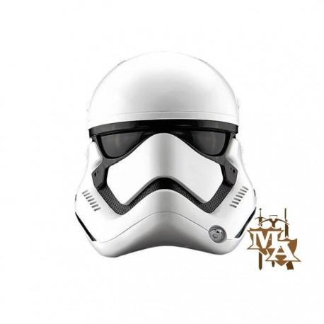 Star Wars Force Awakens First Order Stormtrooper Helmet