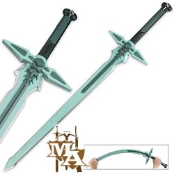Sword Art Online Foam Kirto's Dark Repulser Sword SAO Anime