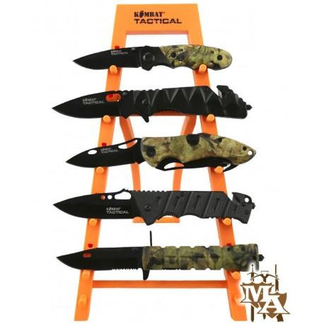 Knife Stand - Orange