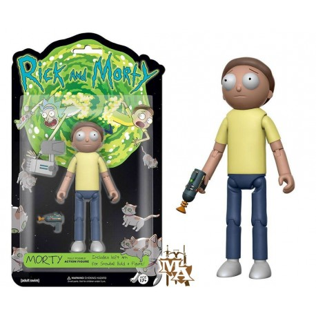 Rick and Morty Action Figure Morty 13 cm