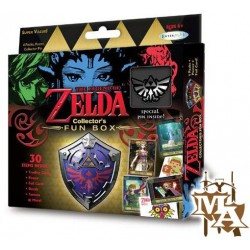 Legend of Zelda Collector's Fun Box with Pin