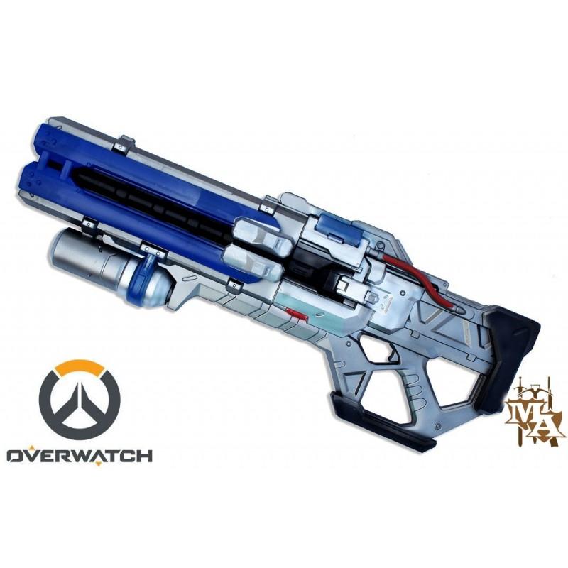 Overwatch Soldier 76 Heavy Pulse Rifle Replica Foam Pvc Pistol