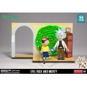 Rick and Morty Construction Double Set