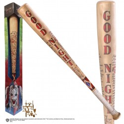 Harley Quinn's Baseball Bat Suicide Squad Prop Replica Noble Collection NN4568