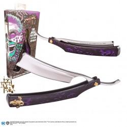 The Joker's Cut Throat Razor Suicide Squad Prop Replica Noble Collection NN4599