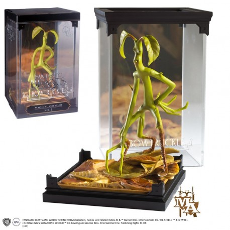 Magical Creatures - Bowtruckle Noble Collection NN5250