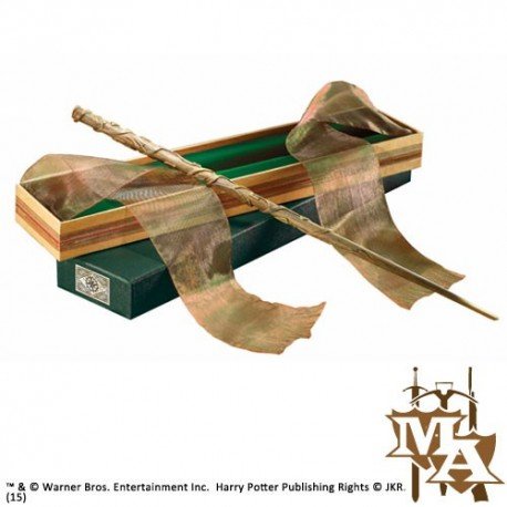 Hermione's Wand in Ollivander's box - Noble Collection NN7021