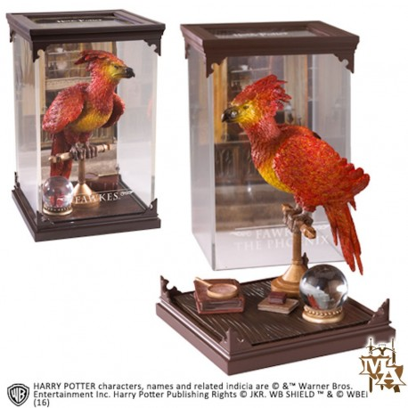 Magical Creatures-Fawkes - Noble Collection NN7540