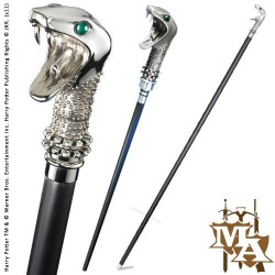 Lucius Malfoy Cane with Wand - Noble Collection NN7639
