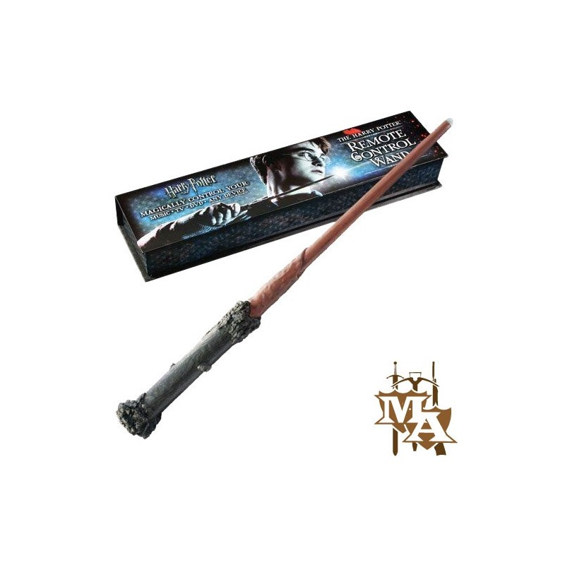 Harry potter remote control wand noble collection nn8050 for The master wand