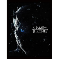 Game Of Thrones The Night King Framed 30 x 40cm Print
