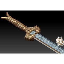 Dawn of Justice Wonder Woman Foam Sword of Athena League of Justice