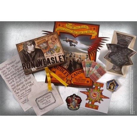 Ron Weasley Ron's Artefact Box Noble Collection NN7432