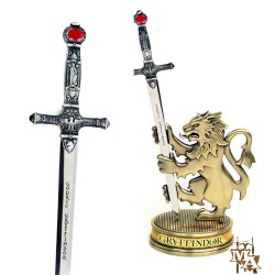 Sword of Godric Gryffindor Letter Opener from Harry Potter and the Deathly Hallows by Noble Collection
