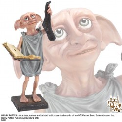 Harry Potter Dobby The House Elf Statue The Noble Collection