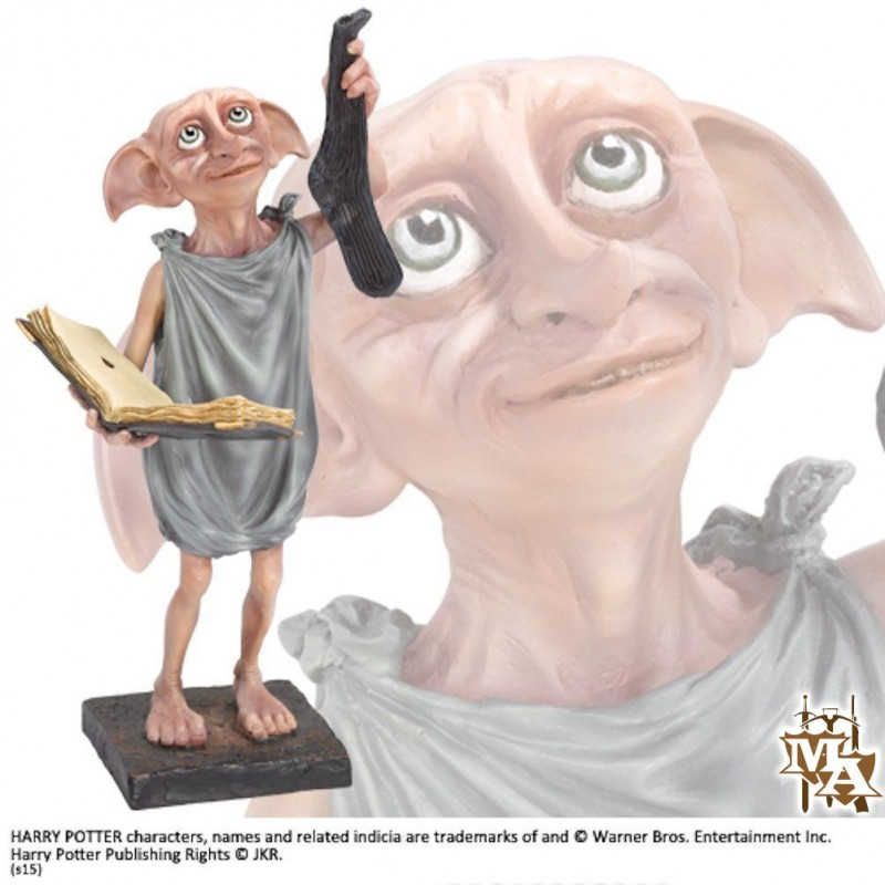 Harry Potter Dobby The House Elf Statue The Noble