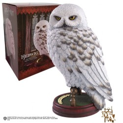 Harry Potter Hedwig Figure Sculpture The Noble Collection NN7876