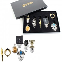 Harry Potter The Horcrux Bookmark Collection Set of 7 Gift Boxed by The Noble Collection NN8773