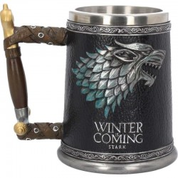 Winter is Coming Tankard 14cm Game of Thrones B3695J7