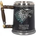 Winter is Coming Tankard 14cm Game of Thrones B3695J7