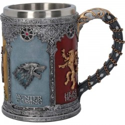 Sigil Tankard 14cm Game of Thrones B3700J7
