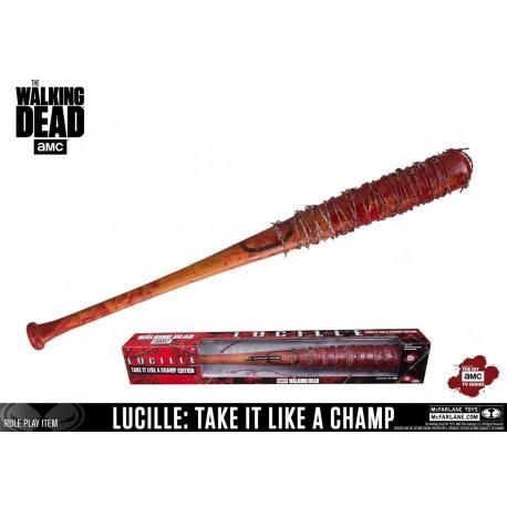 "The Walking Dead Negan's Lucille Bat 32"" Take It Like A Champ Edition Prop Replica (PVC Rotocast) McFarlane"