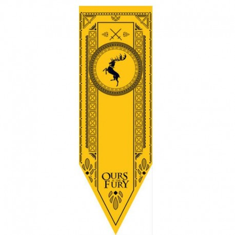 """Game of Thrones Tournament Tapestry Poster Flag Banner 60"""" x 18"""""""