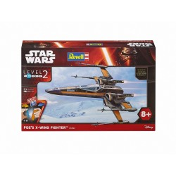 Revell Star Wars EasyKit Episode Vii The Force Awakens, Poe's X-wing Fighter