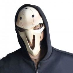 Overwatch Reaper Mask Helmet 1:1 Replica