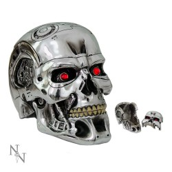 T-800 Terminator Box 18cm Nemesis Now NOW0949