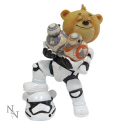 BeeBee Star Wars  (Bad Taste Bears) 11cm Nemesis Now B2780G6