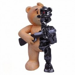Arnold Terminator (Bad Taste Bears) 10.5cm Nemesis Now B2791G6